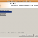 Spamihilator 0.9.9.41 Installation 2
