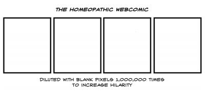 Homöopathischer Webcomic