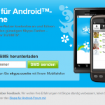 Skype Android 01