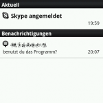 Skype Android 11