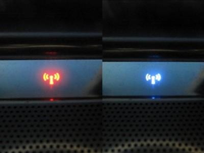 Blinkende WLAN-LED bei Datenverkehr unter Ubuntu