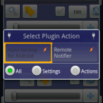 rsync backup for Android 11