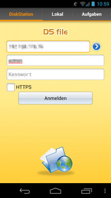 Synology App: DS file 01