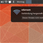 eduroam: WLAN (WPA2 Enterprise)